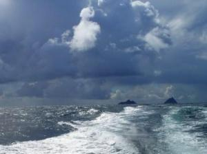 The Skelligs, Kerry,